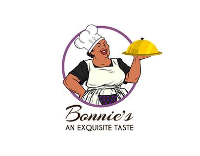 Mascot logo for bonnie's
