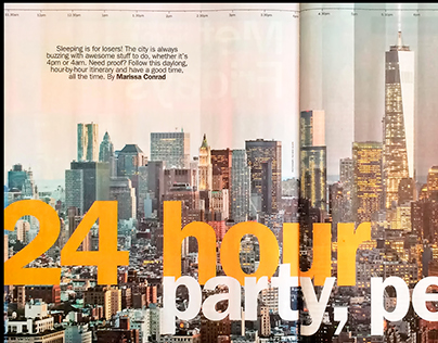 TimeOut NewYork FREE Issue, April 15, 2015
