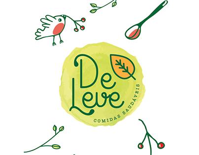 Logomarca De Leve