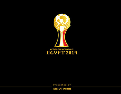Africa Cup Of Nations-EGYPT 2019 Branding & Campaign