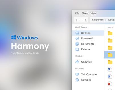 Windows OS Redesign