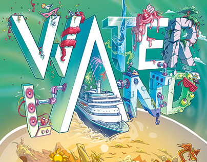 Waterland Poster