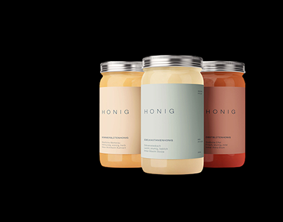 Honey - Packaging Design