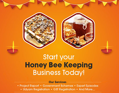 Honey Bee Manufacturing Business