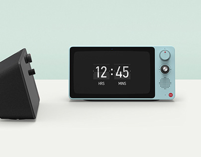 Smart Screen Speaker