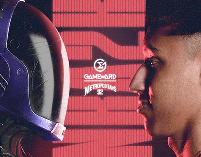 Gameward x Metropolitans   NBA2K