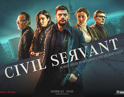 Civil Servant Key Art