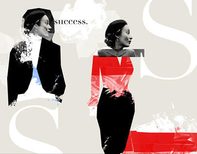 Editorial Illustrations for Apex Woman