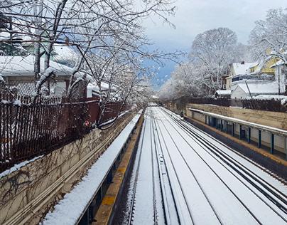 Brooklyn Train Stations