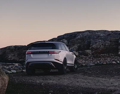 Range Rover Velar CGI