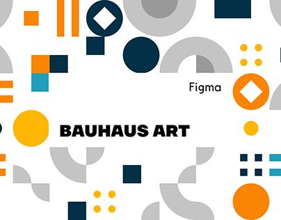 Bauhaus Art Pattern Constructor