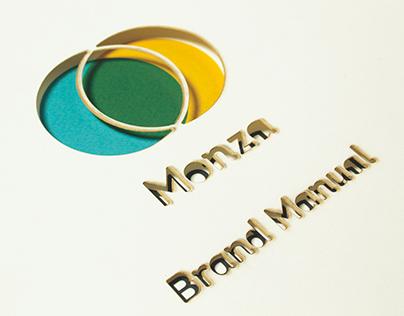 Monza: Brand Manual / Car-Taxi-Bike Sharing