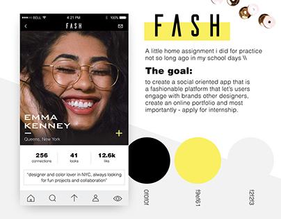 fash app