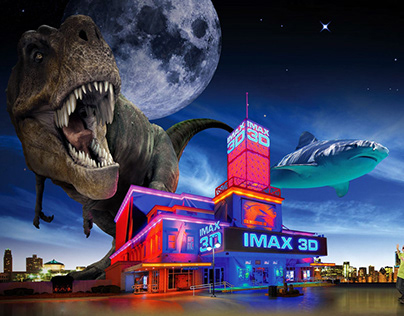 IMAX 3D Lenticular Poster