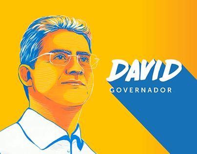Campanha Política | David Almeida