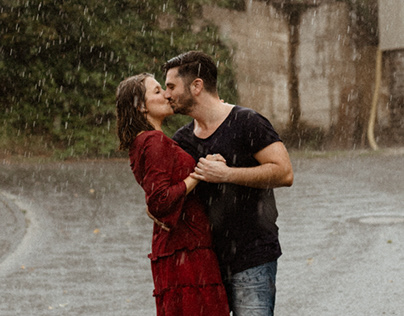 Lina & Richi - Dancing in the Rain