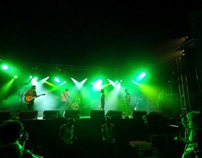 Slowdive, Latitude Festival, 2014