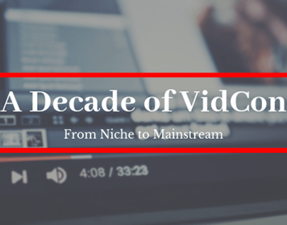 A Decade of VidCon: From Niche to Mainstream