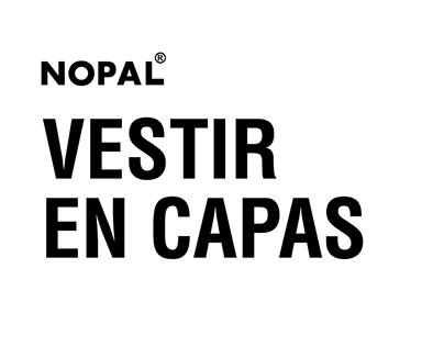 Nopal: Inphografic Social Media Content