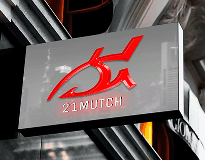 21MUTCH | logo design