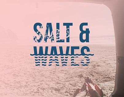 Salt & Waves logo