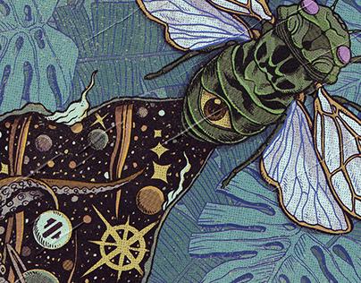 Jade Cicada poster 2