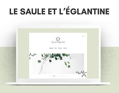 Le saule et l'églantine   Website