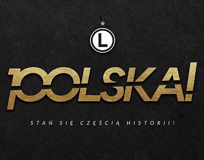 Legia #100Polska