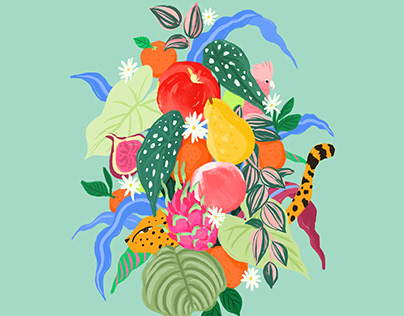 Fruits and Jungle Combo