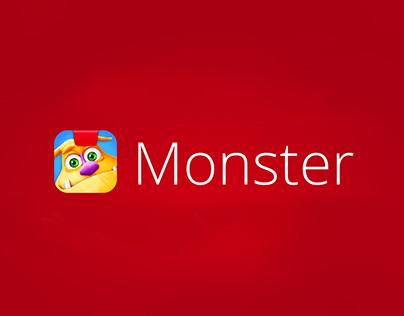 Osmo: Monster