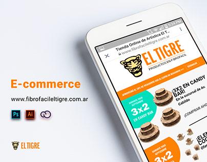 E - commerce - El Tigre