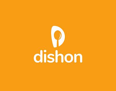 Logo for dishon