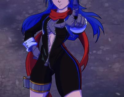 Nisa-Nisa/Nippon Ichi-chan - Defender of Justice