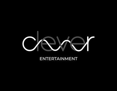 Clever Entertainment | Branding