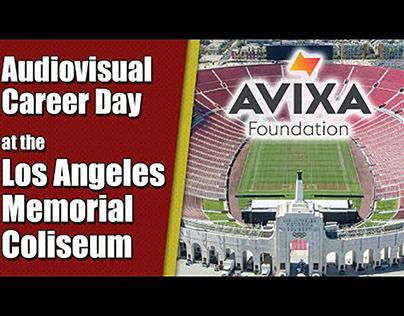 Audiovisual Career Day at the LA Coliseum