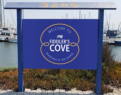 Fiddler's Cove Rebrand