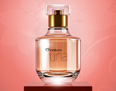 Natura UNA - Personal project