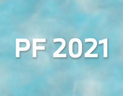 PF 2021 Card - BMW invelt