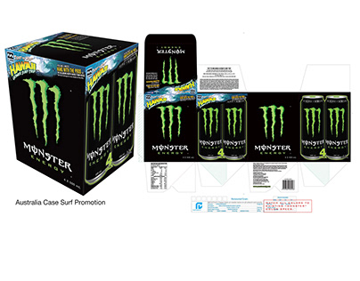 Monster Energy Production