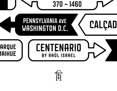 Centenario: Free Typeface
