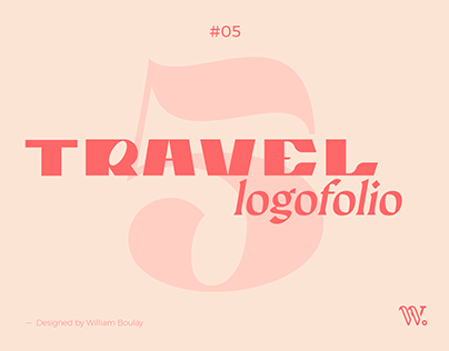 Travel Logofolio #05 - Retour du Monde