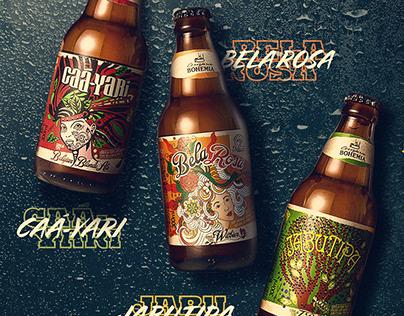 Cerveja Bohemia Sabores do Brasil