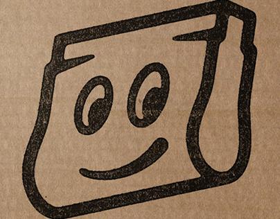 Printed Threads Logo and Mascot