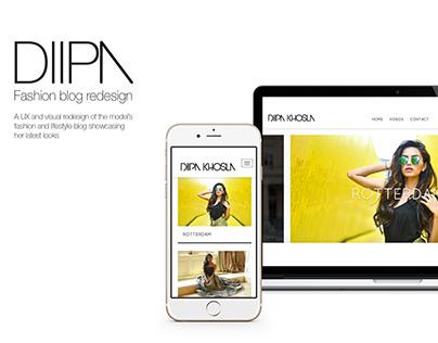 Diipa Fashion Blog