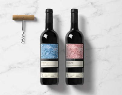 Blackstone Winery | Packaging
