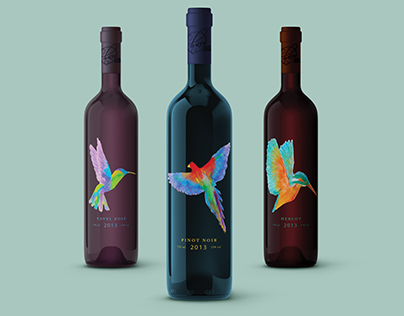 Steve Bird Wines Redesign