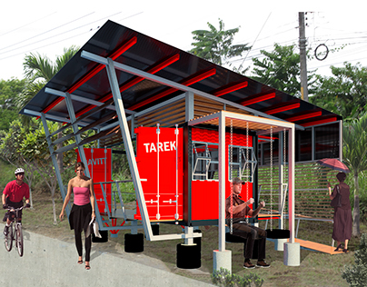 Container_Polyvalent _Prototype_Limón, Costa Rica