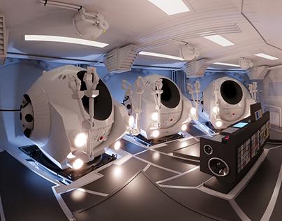 Oficina de V-Ray - 2001 Uma Odisseia no Espaço