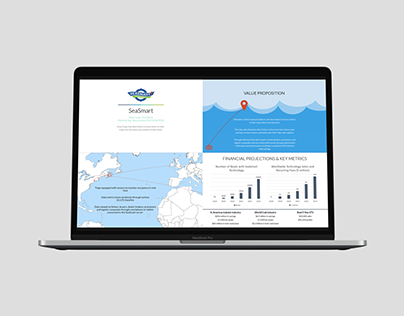 Pitch Deck Seasmart