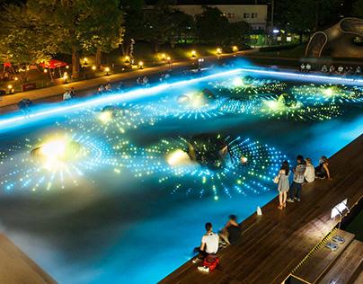 Digital Art Garden / Tokyo Midtown